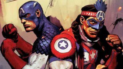 Capitan America Indigena Joe Gomez