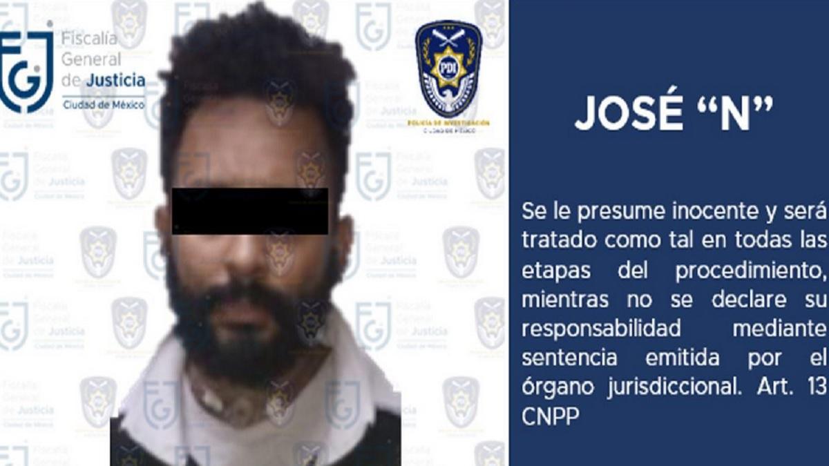 """CDMX: vinculan a proceso por feminicidio a supuesto nieto de """"Mantequilla"""" Nápoles"""