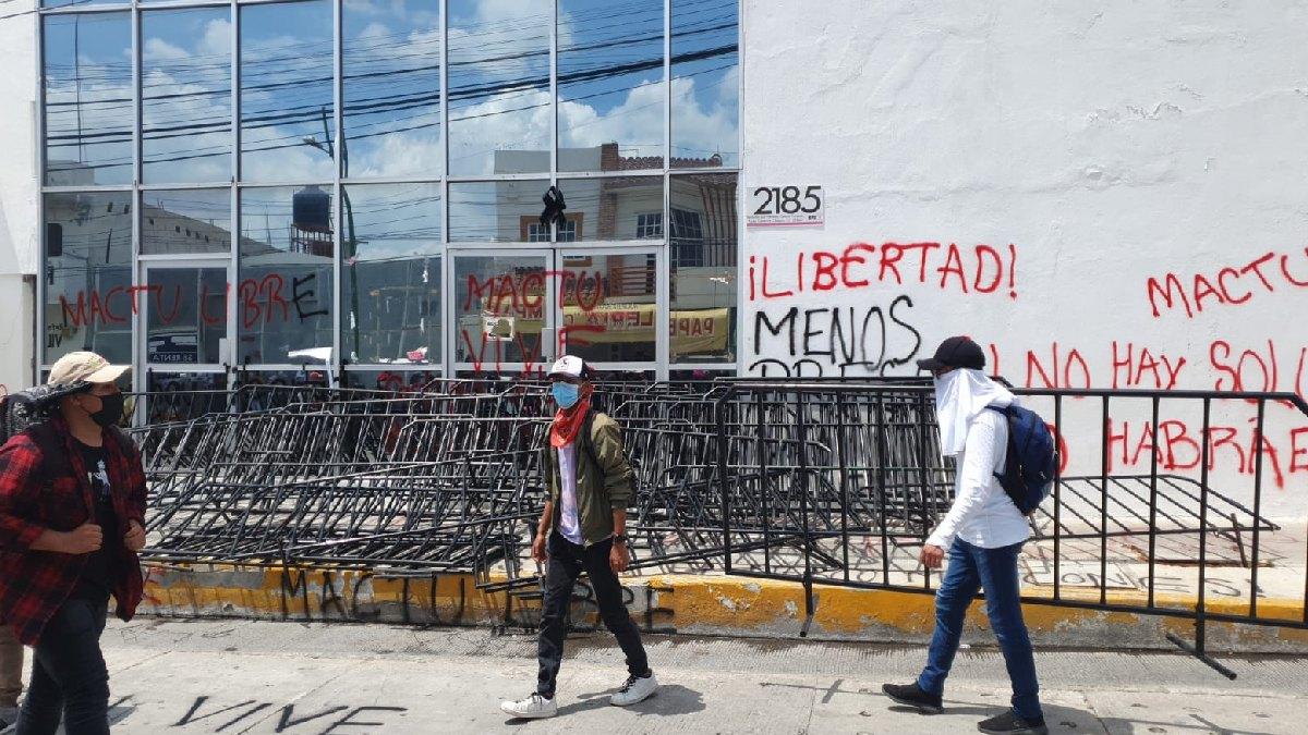Chiapas: Normalistas de Mactumactzá amenazan con boicotear elecciones