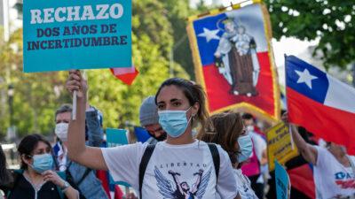 Elecciones en Chile 2021: ¿por qué cambiar la Constitución?