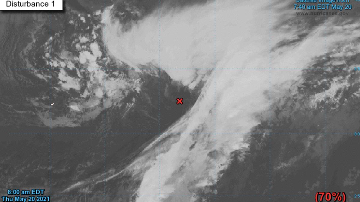 Formación del primer ciclón en el Atlántico mantiene en alerta