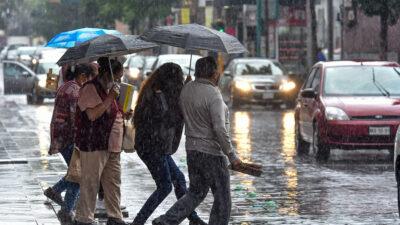 Clima 16 mayo 2021: lluvias y caída de granizo en estos edos