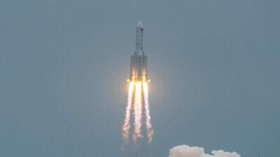 ¿Caída de cohete chino representa un peligro? Esto dicen expertos