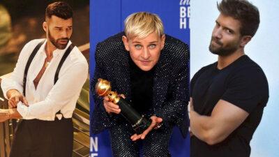 famosos que aceptaron su orientación sexual