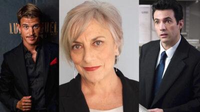 """Los villanos de la segunda temporada de """"Luis Miguel, la serie"""""""