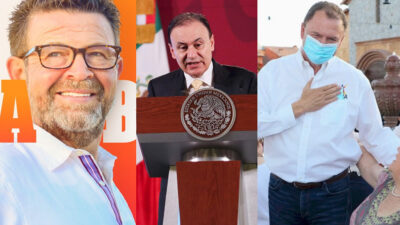 """Las elecciones están """"calientes"""": se unen contra Durazo en Sonora"""