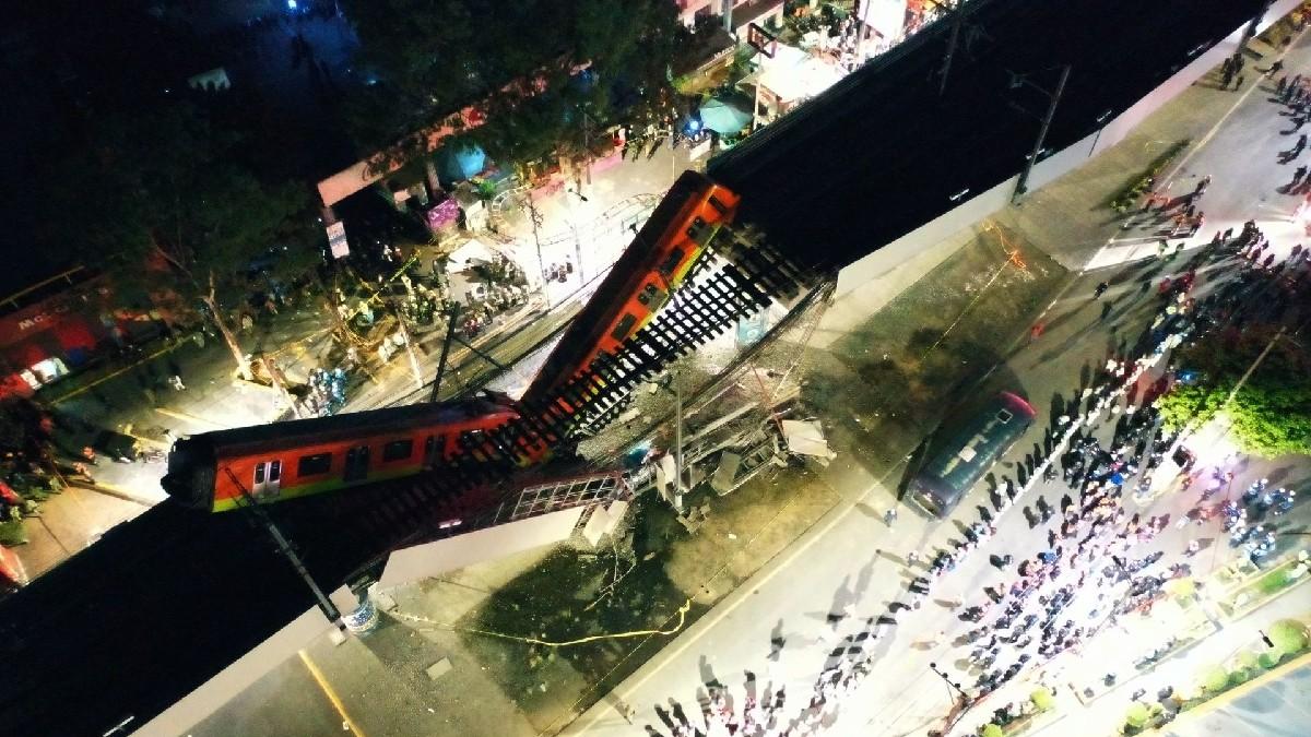 Metro CDMX: Suman 24 muertos tras tragedia en Línea 12