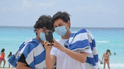 Quintana Roo vive tercera ola de COVID: Salud