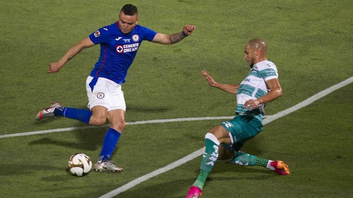 Cruz Azul vs Santos vuelta final