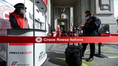 ¿Qué significa Cruz Roja?