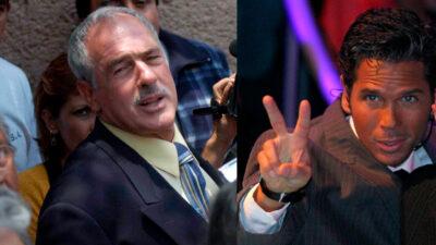 """Andrés García arremete contra Roberto Palazuelos, el """"Diamante negro"""""""