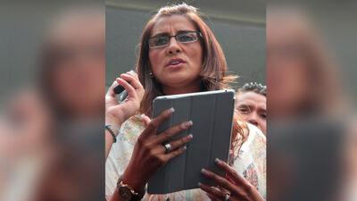 Azalia Ojeda, exparticipante de Big Brother, así luce detenida; ve foto