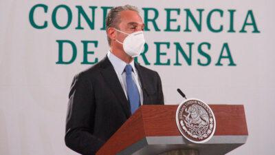 Carlos Slim Domit destaca que vacuna contra COVID también combate aislamiento y desempleo