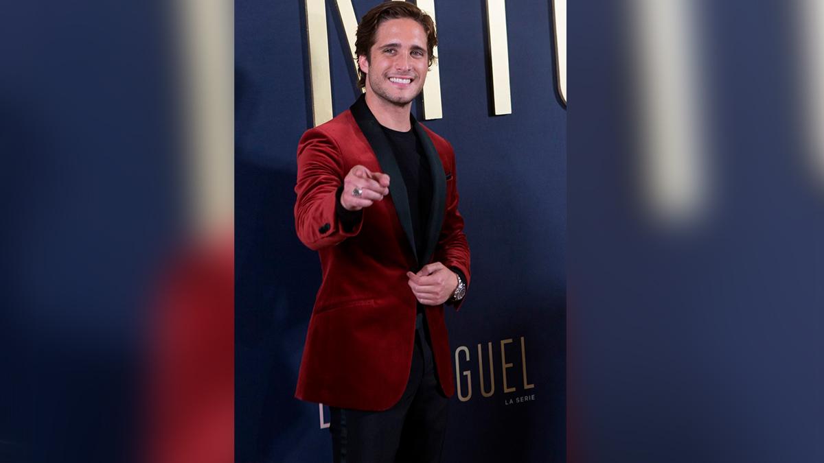 Diego Boneta describe a Luis Miguel como el Elvis Presley mexicano