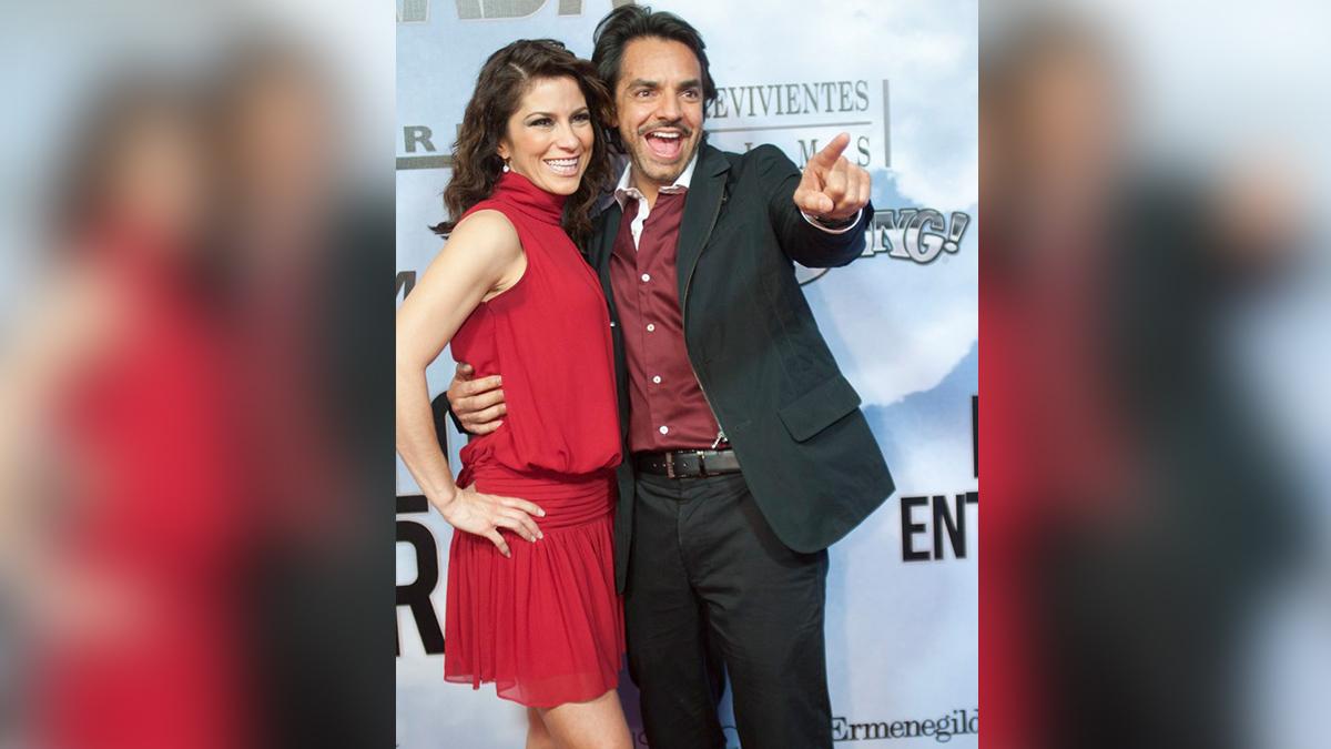 Eugenio Derbez y Alessandra Rosaldo revelan que han pensado en el divorcio