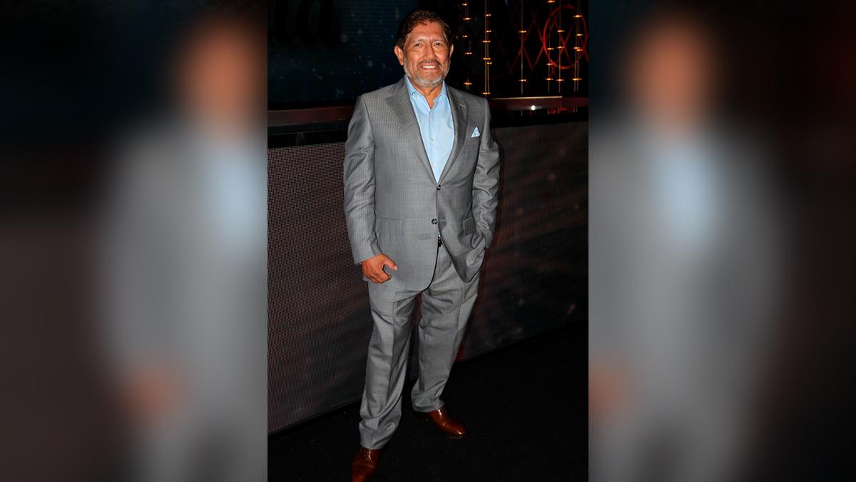 Juan Osorio presume a su novia casi 40 años más joven