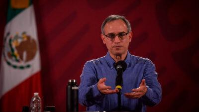 López Gatell informa que casos graves de COVID-19 han bajado gracias a vacuna