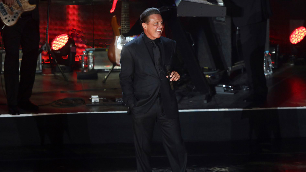 """Luis Miguel: las canciones que ha dedicado el """"Sol"""""""