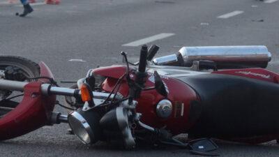 Tampico: joven graba su propia muerte; moto en la que viajaba se pasó el alto