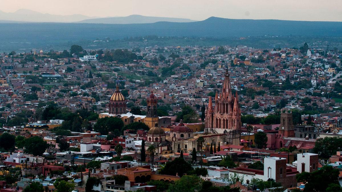San Miguel de Allende: sus raíces y sus principales atracciones