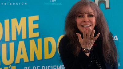 Luis Miguel quiso conquistar a Verónica Castro, mamá de Cristian Castro, aseguran