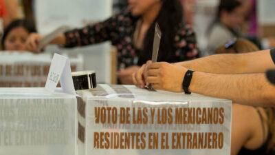 Voto por internet desde el extranjero inicia este sábado