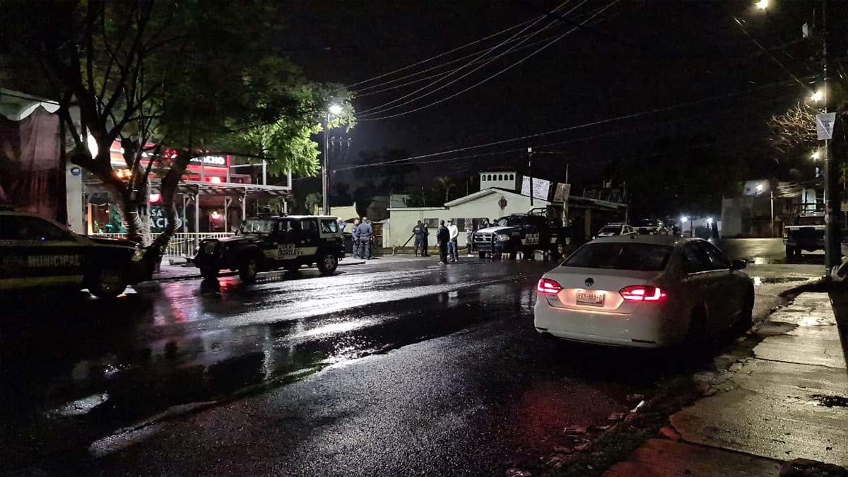 Morelos: Asesinan a tres personas en un bar de Cuernavaca