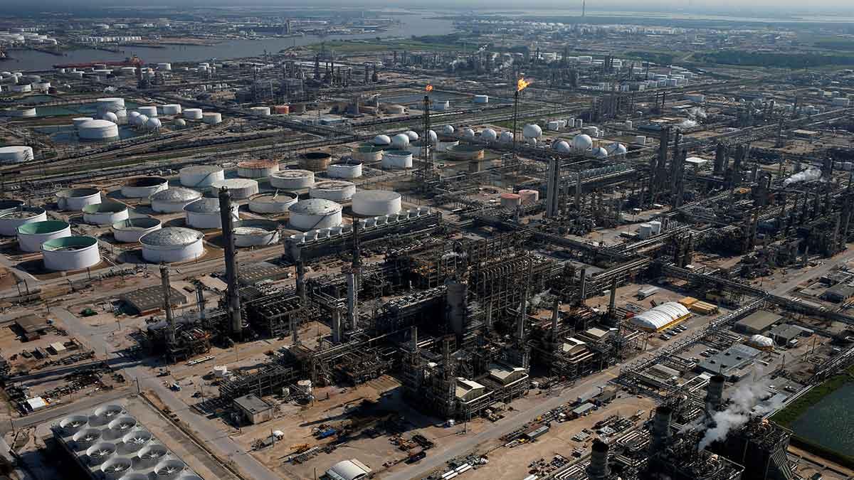 Deer Park, la refinería de Texas que fue adquirida por Pemex