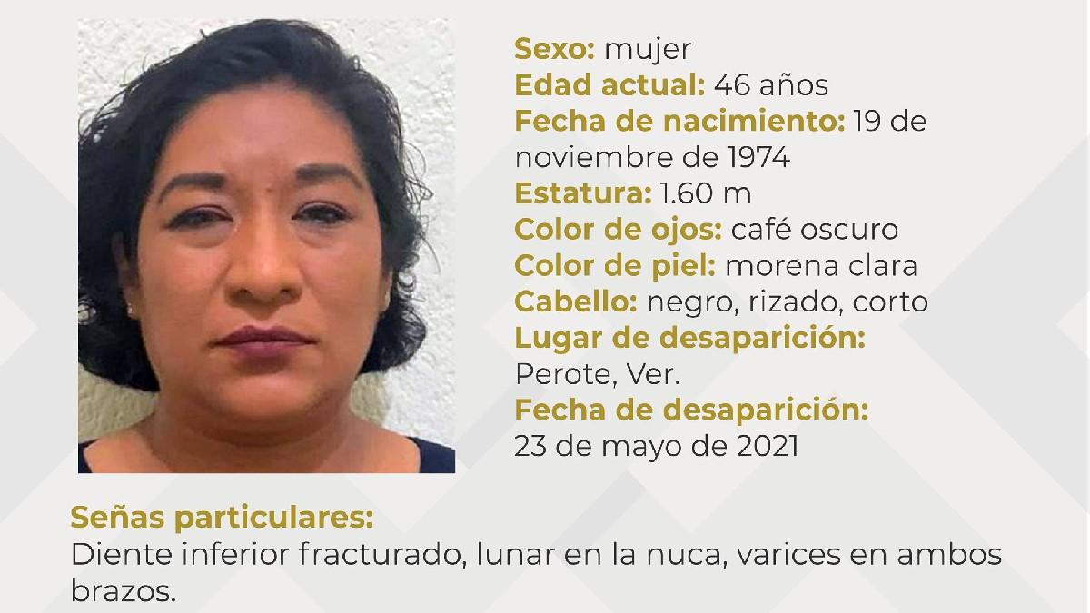 Angelina Zavaleta Córdoba: En Veracruz desaparece regidora de Perote