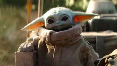 Dia De Star Wars Baby Yoda