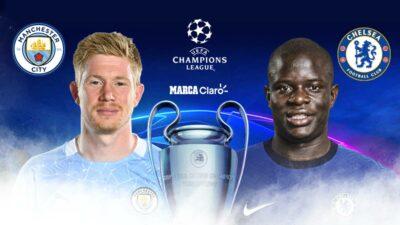 Manchester City vs Chelsea, en vivo