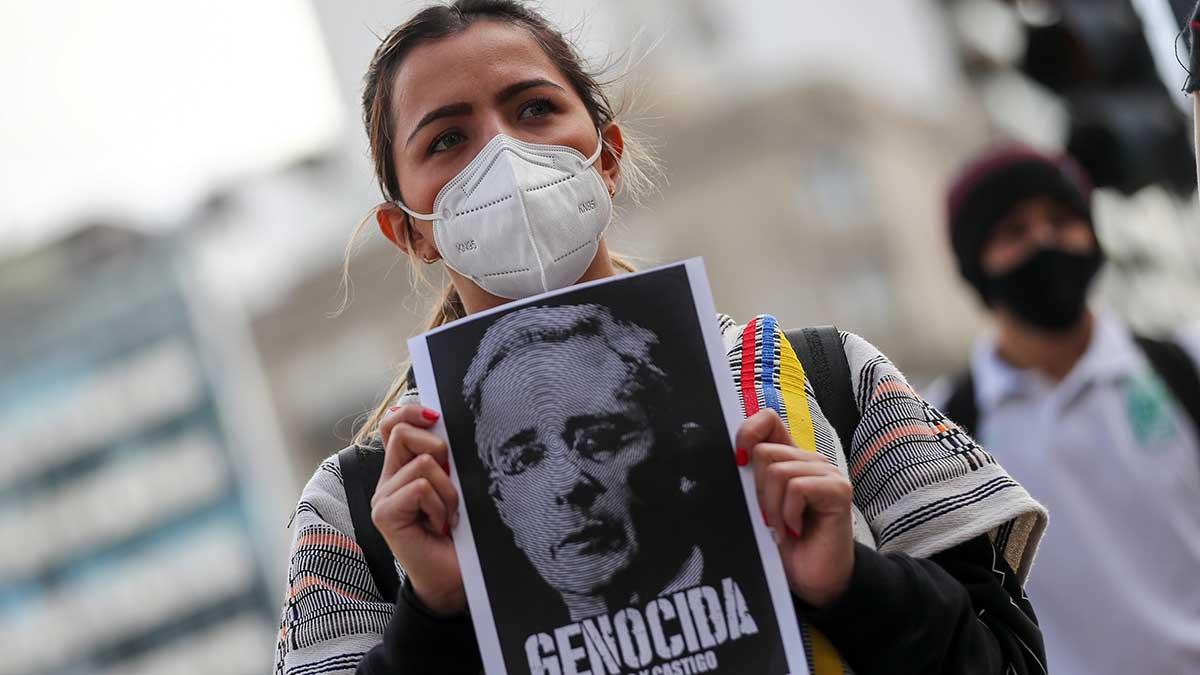 Sindicatos, estudiantes, indígenas, ambientalistas y artistas, que conforman el comité, acogieron la oferta con condiciones. Foto: Reuters
