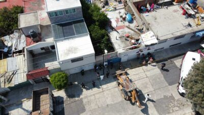 Edomex: continúan peritajes en casa de feminicida serial de Atizapán