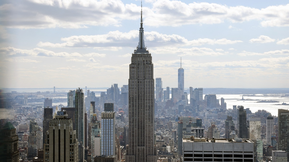 El Empire State Building, símbolo de Nueva York, cumple 90 años