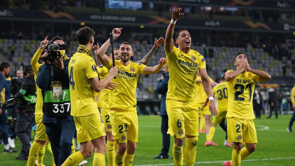 El Villarreal Es Campeon De La Europa League