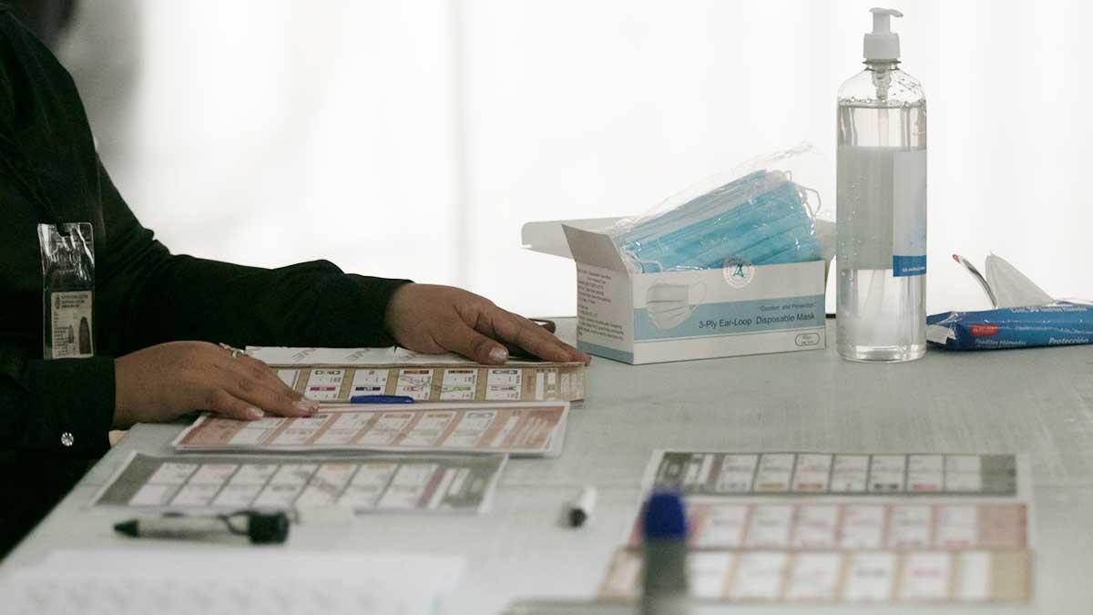 El INE prepara los conteos Rápidos y el PREP para las elecciones de 2021. Foto: Cuartoscuro