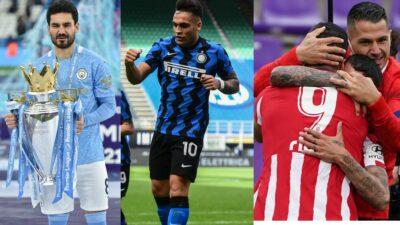 Equipos Champions League 21-22 Clasificados