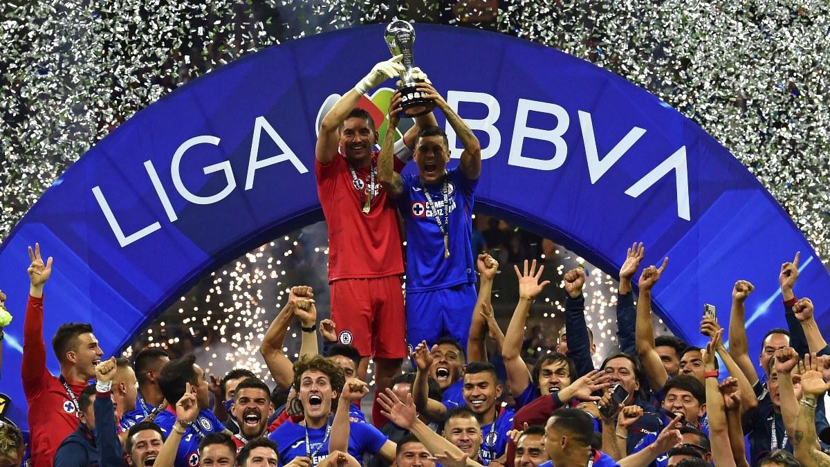 Equipos Más Ganadores Mexico Cruz Azul