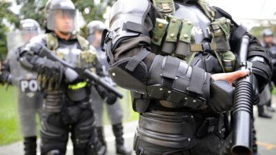 ¿Qué es el ESMAD y por qué ha recibido críticas en Colombia?