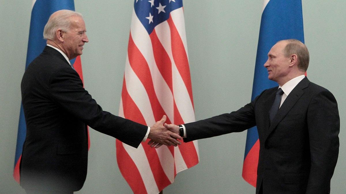 Joe Biden y Vladimir Putin se reunirán por primera vez en Ginebra; será el 16 de junio