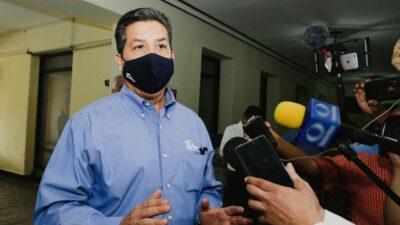 García Cabeza de Vaca reaparece; pide a SCJN resolver juicio de desafuero
