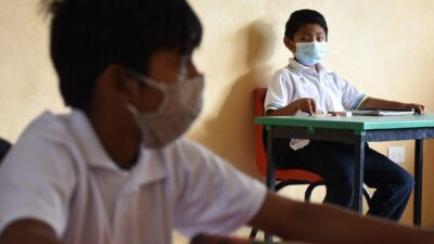 Guanajuato regreso a clases; estas escuelas participan en plan piloto