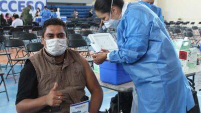 Más de 100 mil maestros ya han sido vacunados en Guanajuato