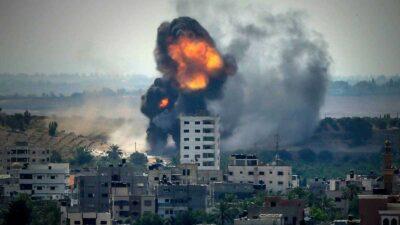 Israel y Palestina: acuerdan alto al fuego