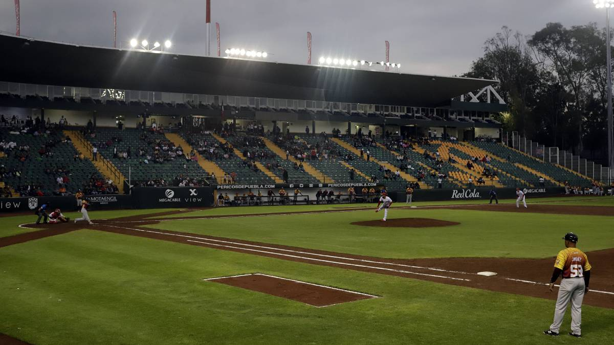 El Parque Hermanos Serdán será la sede del Clasificatorio Final de Béisbol