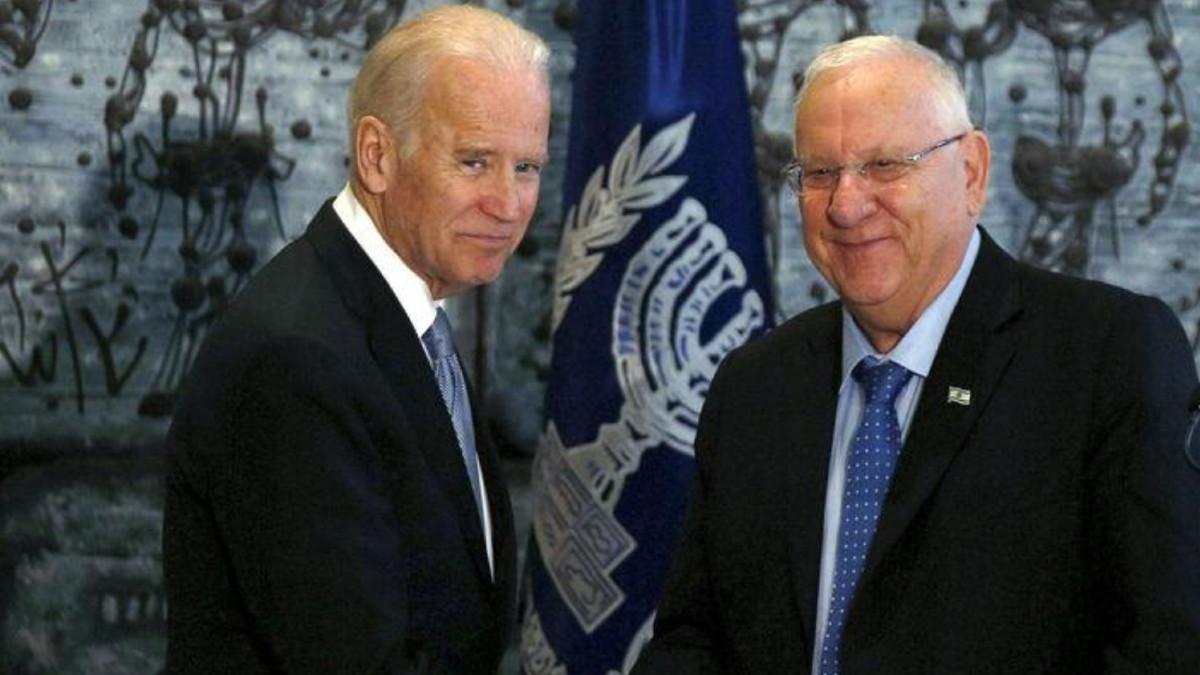 Reunión Rivlin-Biden para principios de julio en Washington