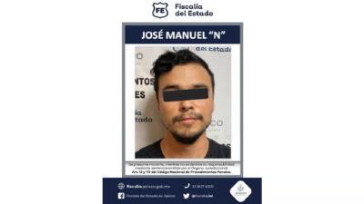 Jalisco: Cae fugitivo de EU en Tlaquepaque; lo acusan de abuso a menores