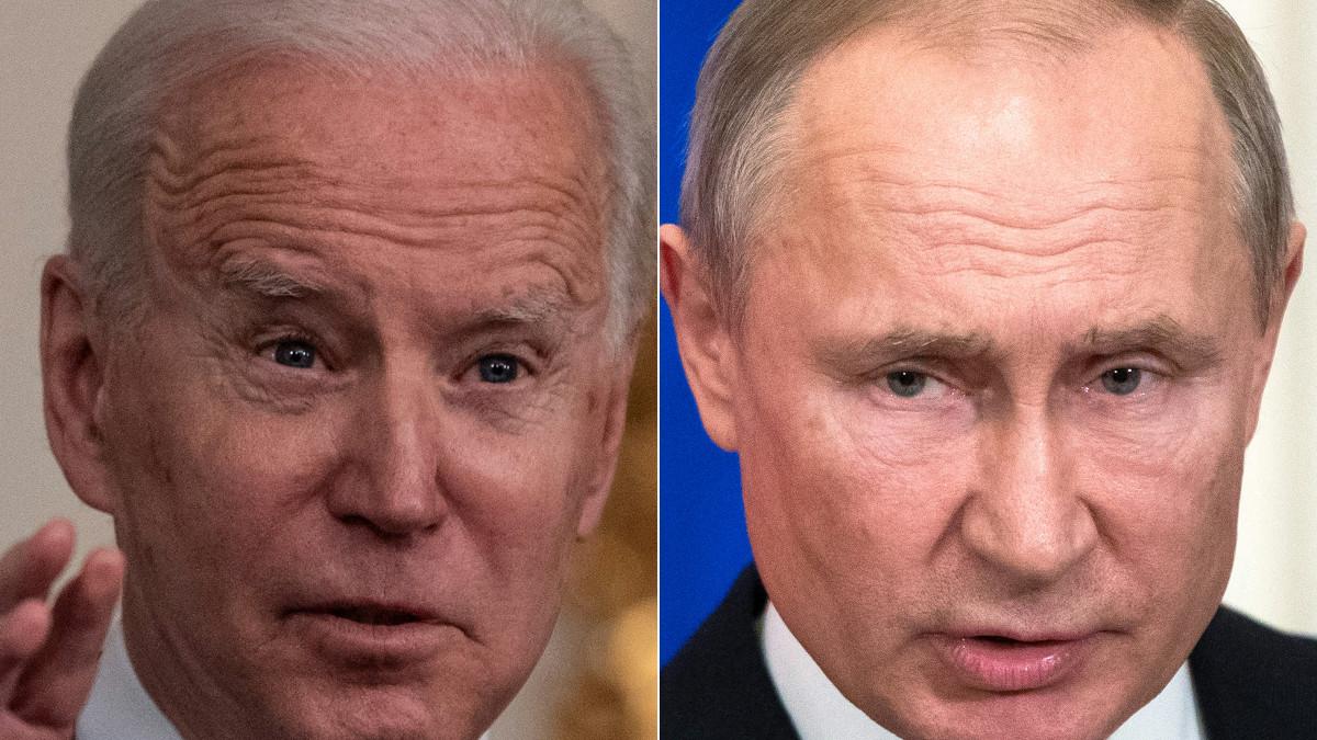 Joe Biden promete defender derechos humanos durante reunión con Putin