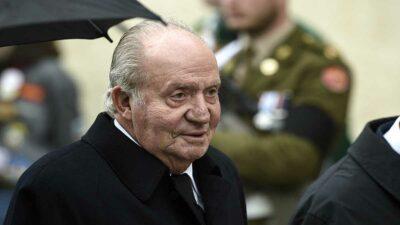 Abren inspección fiscal al rey emérito español Juan Carlos