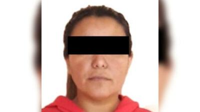"""FGR detiene a Martha """"P"""", alias la """"China"""", presunta líder delincuencial en Reynosa"""